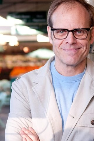 Alton Brown phone number