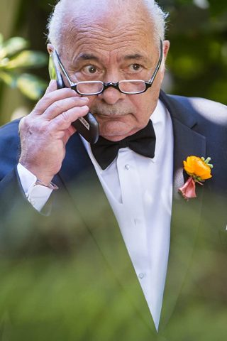 Burt Young phone number