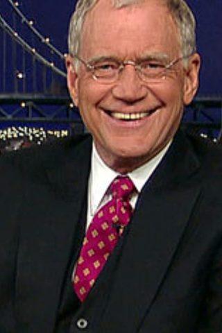 David Letterman phone number