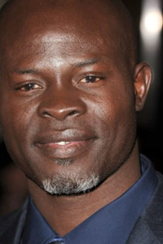 Djimon Hounsou phone number