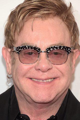 Elton John phone number