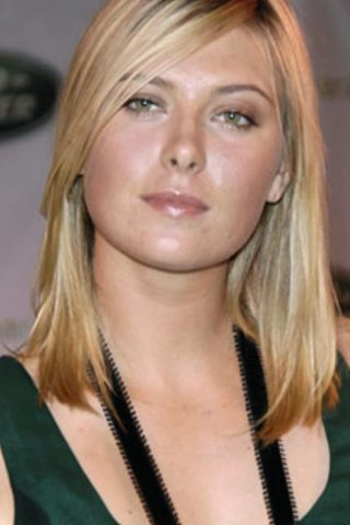 Maria Sharapova phone number