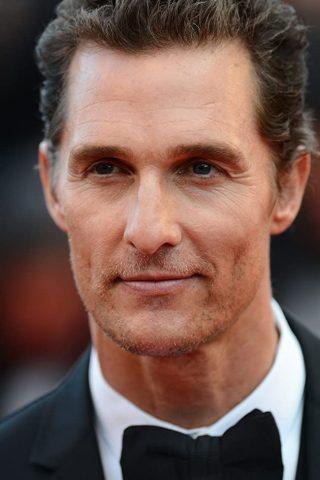 Matthew McConaughey phone number