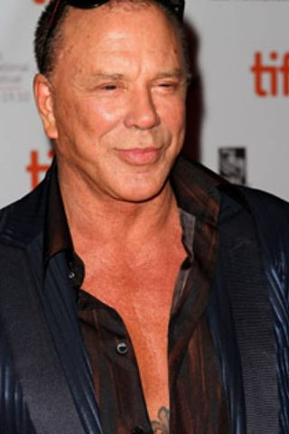 Mickey Rourke phone number