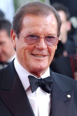 Roger Moore phone number