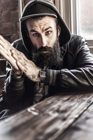 Scroobius Pip phone number