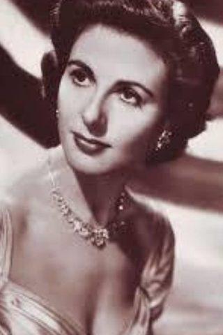 Yvonne Mitchell 1