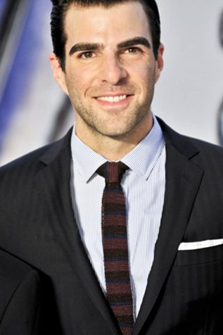 Zachary Quinto phone number